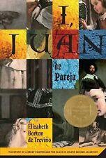 I, Juan de Pareja by Elizabeth Borton de Trevino, Newberry Medal
