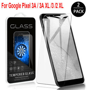 For-Google-Pixel-3A-XL-3-3XL-2XL-9H-2-5D-Clear-Tempered-Glass-Screen-Protector