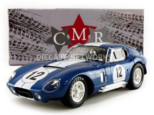 24H LE MANS 1965 SHELBY COBRA DAYTONA COUPE CMR CMR111 1//18