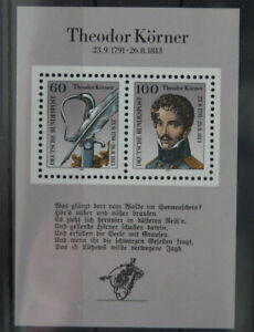 Bund-BRD-Michel-Nr-Block-25-postfrisch-1991