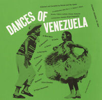 Various Artists - Dances Of Venezuela / Various [new Cd] on Sale