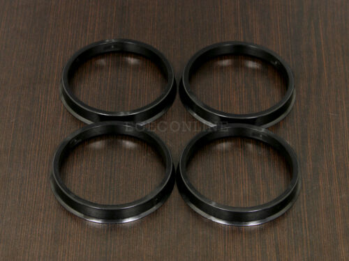 Plastic Hub Centric Rings 70.3mm 4 70.3-73 73.1mm