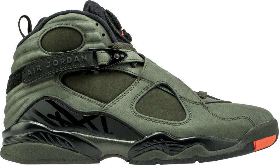 Para hombres Jordan Retro 8 Nike de Air Flight Athletic Tenis de Nike Moda Take 305381 305 e6a580