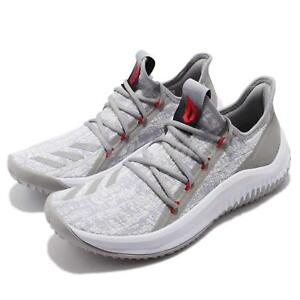 timeless design db467 83d9f ... adidas-Dame-D-O-L-L-A-Damian-Lillard-Grey-White-Men-