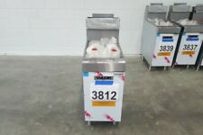 3812 New Sd Vulcan 35 40 Lbs Capacity Deep Fryer Model 1veg35m 1