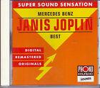 ZOUNDS - JANIS JOPLIN - Mercedes Benz - Best - rare audiophile CD 1995