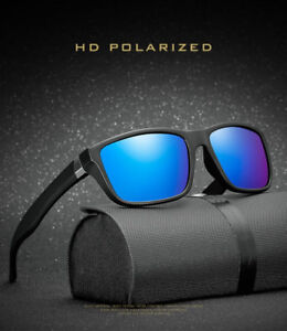 7bd1707299 Image is loading Polarized-sunglasses-yooske-HD-uv400-case-sunglasses-watch