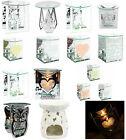 Glass Fragrance Oil Burner & Tealight Holder Yankee Candle Wax Melt Tart Warmer