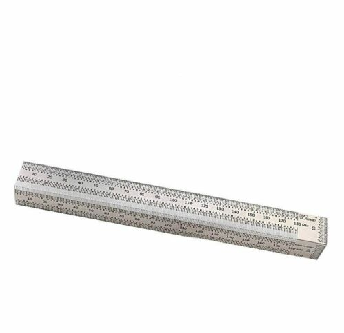 Woodworking Scribe 180-400mm T-type Ruler Hole Scribing Ruler Crossed-out Tool