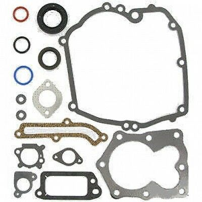 GENUINE BRIGGS AND STRATTON GASKET SET ENGINE 590508 - NEW BRIGGS GASKET