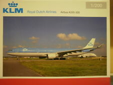 Herpa Wings 1:200 Airbus A 330-300 KLM Airbus