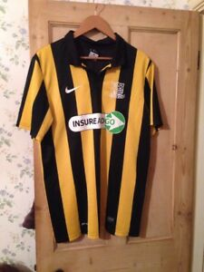 Southend-United-away-shirt-Large-Nike-Insureandgo-Dri-Fit-amp-Fast-Free-Postage