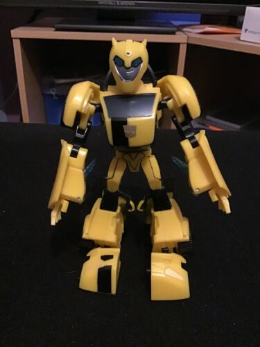 Instructions TRANSFORMERS Animated Bumblebee