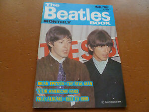 THE-BEATLES-BOOK-MONTHLY-Magazine-No-155-March-1989