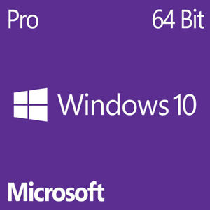 WINDOWS 10 PRO 64 BIT NEW 2018  EDITION - Bootable disc Free Shipping