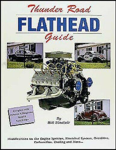 Ford Mercury Flathead Modifikation Führung 1949 1950 1951 1952 1953 Motor 239