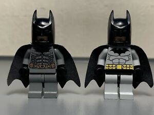 LEGO Batman Light Gray Suit Classic Minifigure TORSO 7779 7780 7782