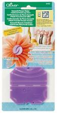 Clover KANZASHI fabricante de flor de pétalos de gran tamaño se reunieron para herramienta de toma de Flor Craft