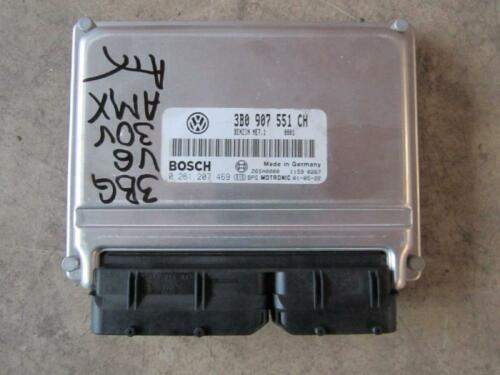 Motorsteuergerät Steuergerät 2.8 V6 AUDI A4 A6 A8 VW Passat 3BG 3B0907551CH