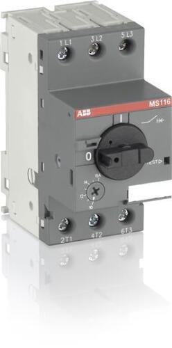 ABB MS116-0.16 Manual Motor Starter 0.1-0.16A//0.03kw 50ka