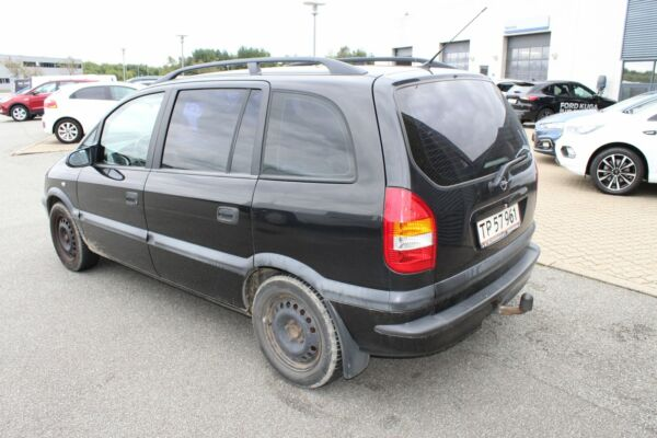 Opel Zafira 1,6 16V Elegance - billede 2