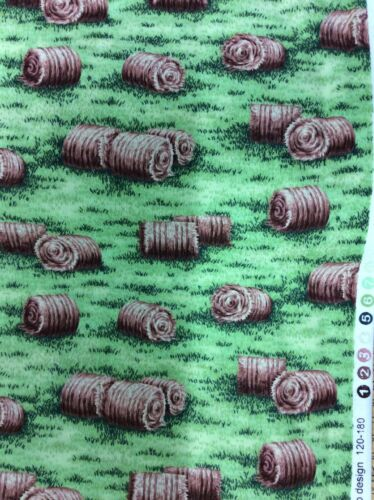 100/% tissu de coton Farm Living by Paintbrush Studio Design 120-180