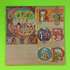 KING-CRIMSON-Lizard-SD8278-LP-Vinyl-VG-Cover-VG-near-GF