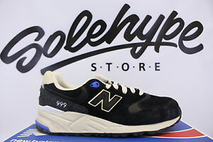 best website e1b76 a0c70 Image is loading NEW-BALANCE-999-WOOLLY-MAMMOTH-PACK-BLACK-BEIGE-