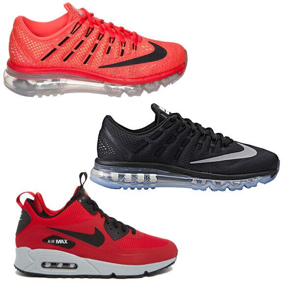 Nike Air Max 2016 WNTR 2015 (GS) 90 Mid WNTR 2016 Essential 1 schuhe sneaker Tavas 7618ea
