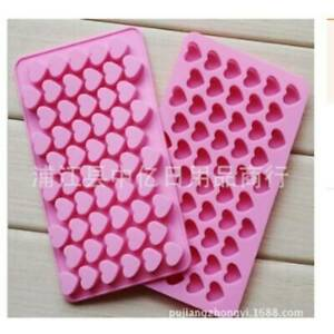 DIY Chocolate Mold Ice Cube Tray Cooking Tool Mini Kitchen Gadget Cake Mould