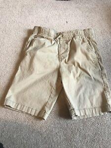 Pantalones Cortos De Jovenes Nino Talla 8 Aeropostale Tan Suavemente Utilizado Ebay