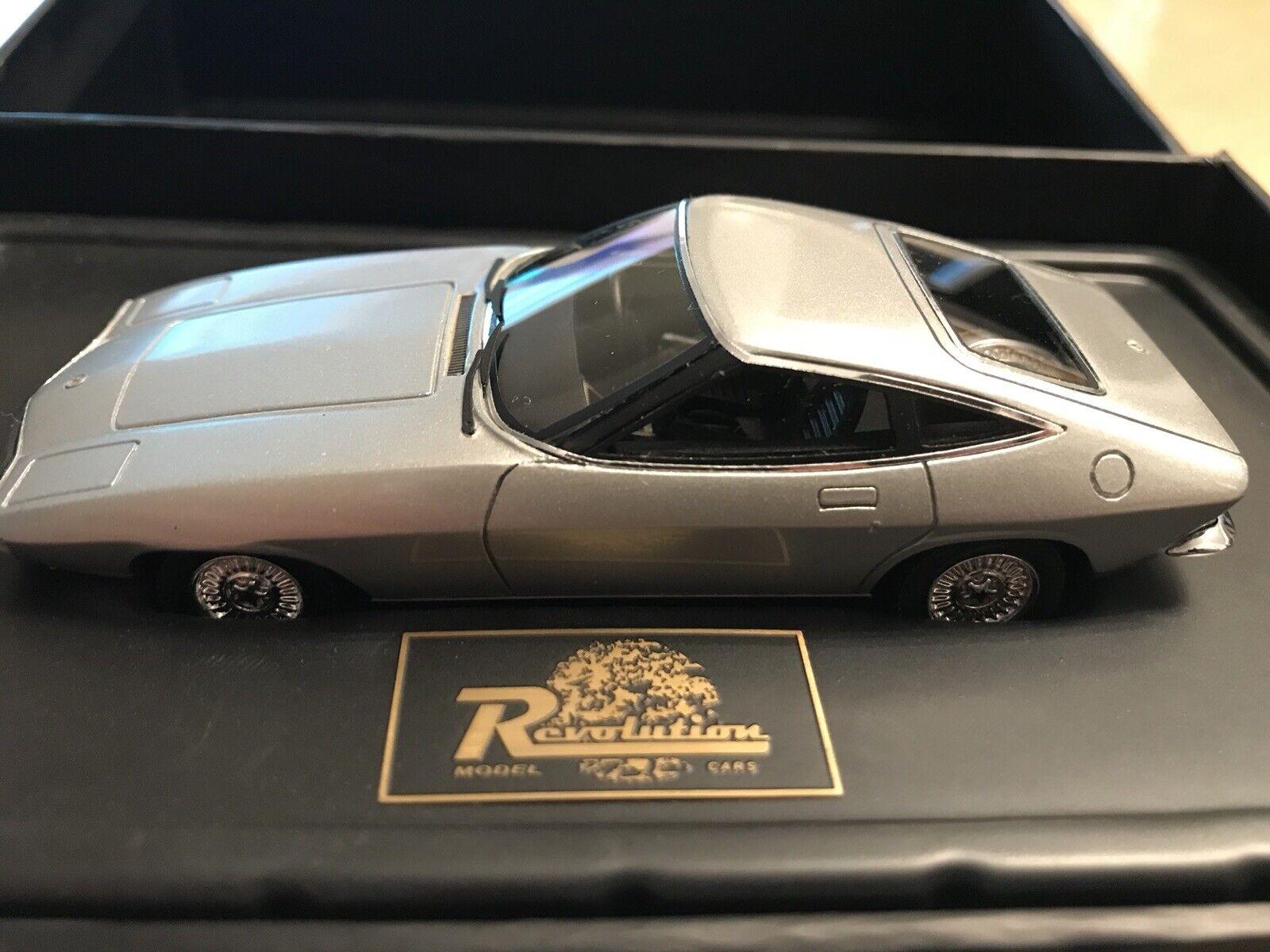 REVOLUTION MODEL CARS GTR-X TORANA CONCEPT 1 43 ONLY 500 MADE