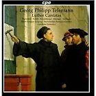 Georg Philipp Telemann - Telemann: Luther Cantatas (2014)