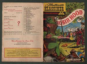 cgb-ILLUSTRIERTE-KLASSIKER-Rudl-5-Robin-Hood-1-Sir-Walter-Scott-Skansky-Z-2-3