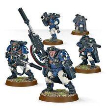 OFERTA!!! Warhammer 40k, Exploradores Marines Espaciales con Rifles Franc. Nuevo