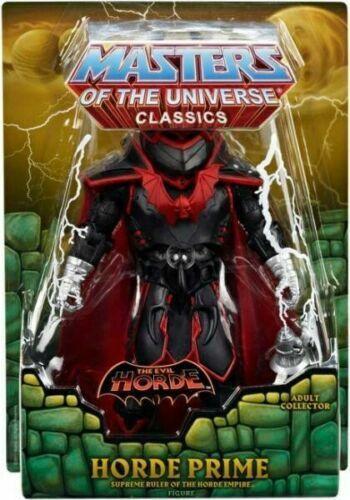 Masters OF THE UNIVERSE MOTU classeics ORDA PRIME azione cifra Nuovo