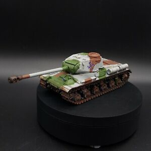 Ben dipinti 28mm BOLT ACTION finlandese IS-2 (acquisiti) HEAVY TANK ww2