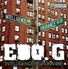 Intelligence and Ignorance Edo.g Audio CD