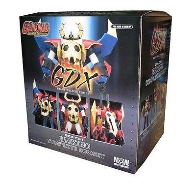 MOST WANTED DAIKU-MARYU GDX-C01 GAIKING COMPLETE BOX SET