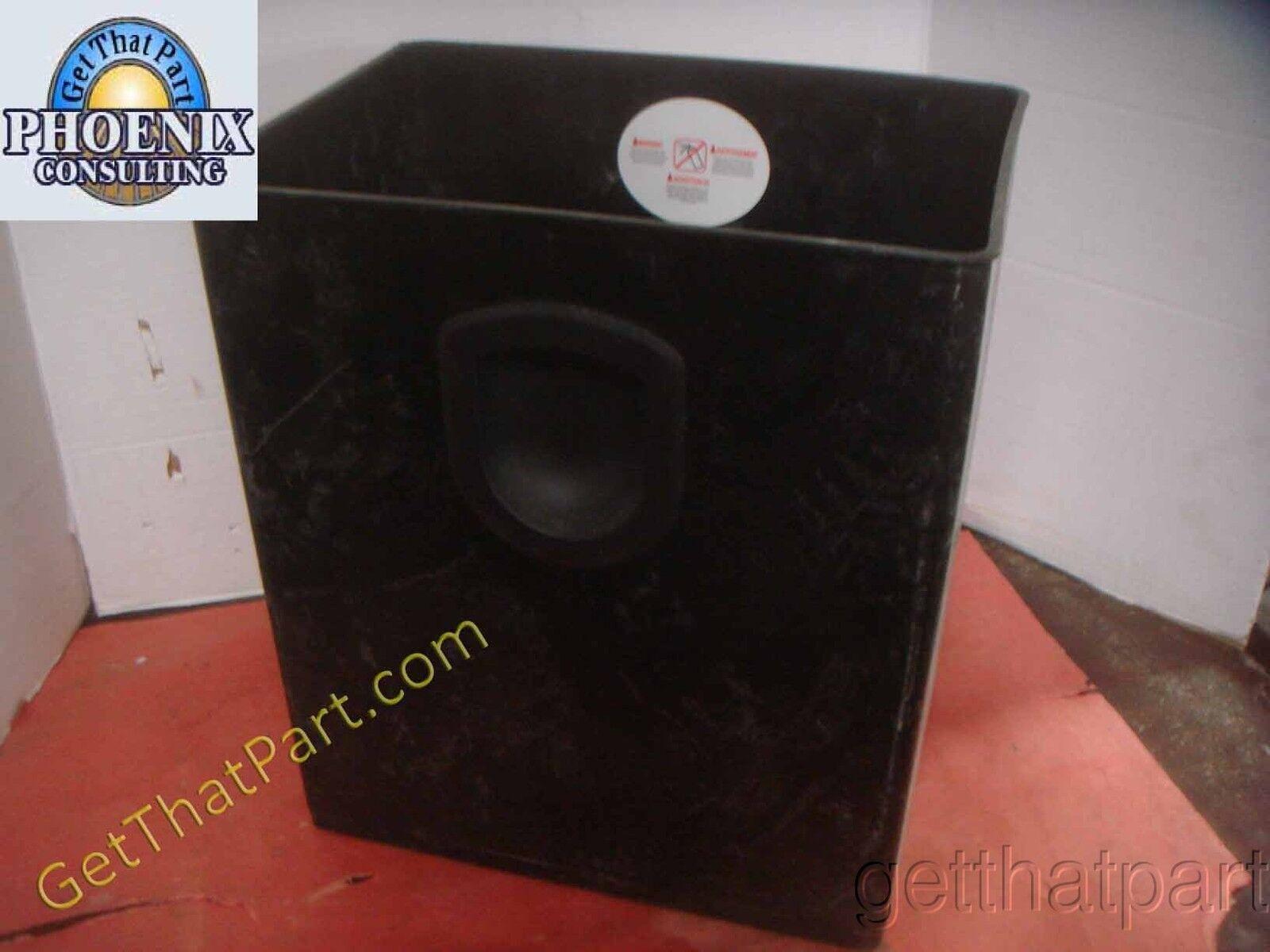 Staples SPL-1580M Paper Shredder Waste Collection Bin SPL-1580M-PB