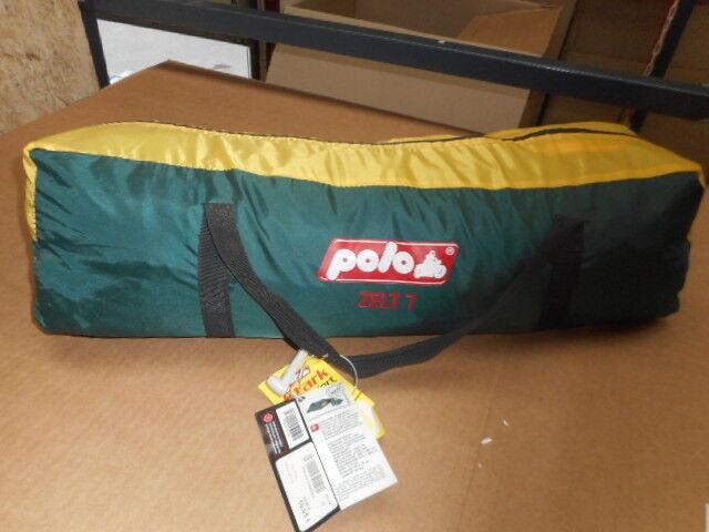 Polo Zelt Adventure für 3 Personen