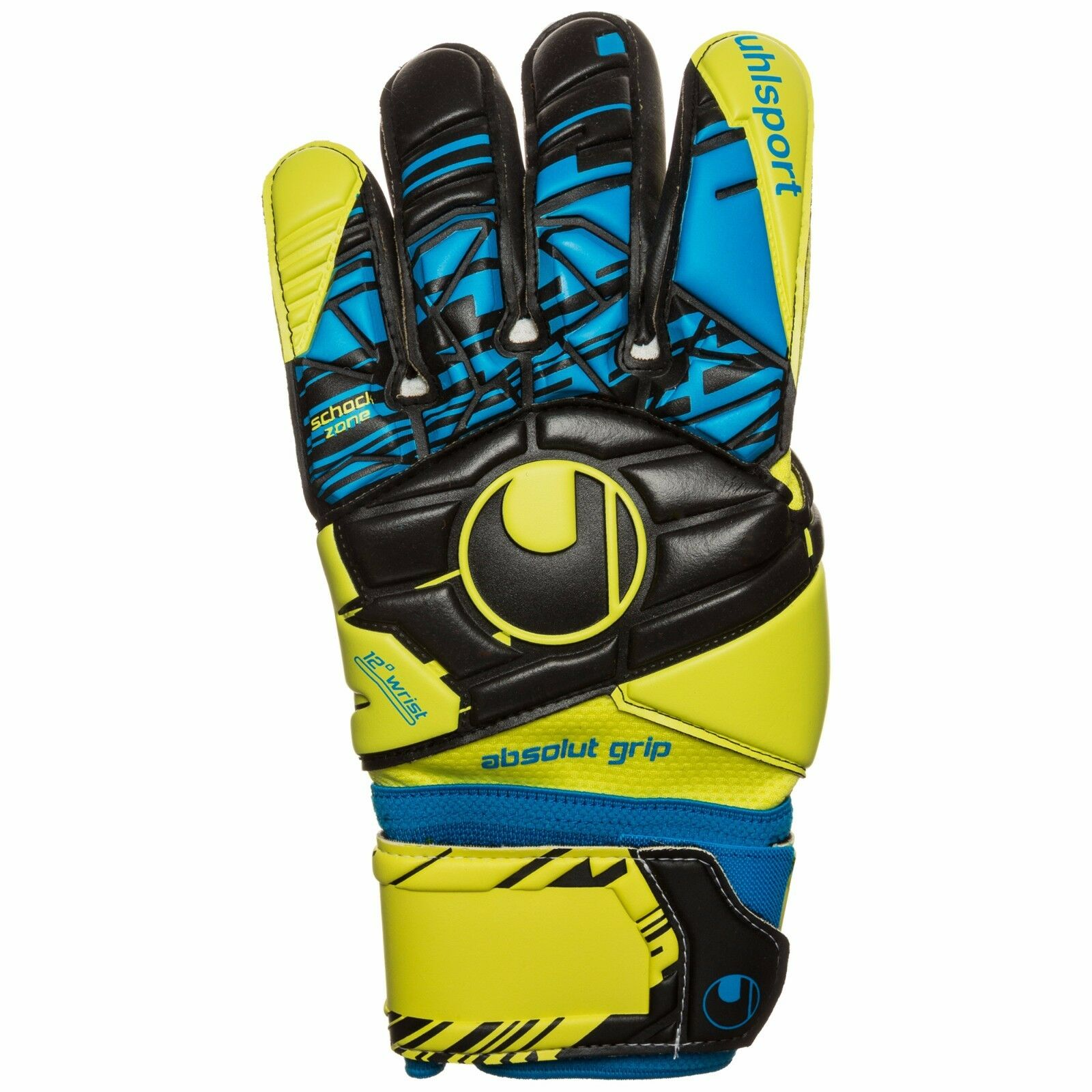 Uhlsport Speed Up Now Absolutgrip HN Half Negative TW Handschuhe 101110201