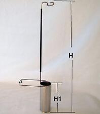 Canister Holder 1520l Liquid Nitrogen Ln2 Storage Tank Dewar Cryogenic