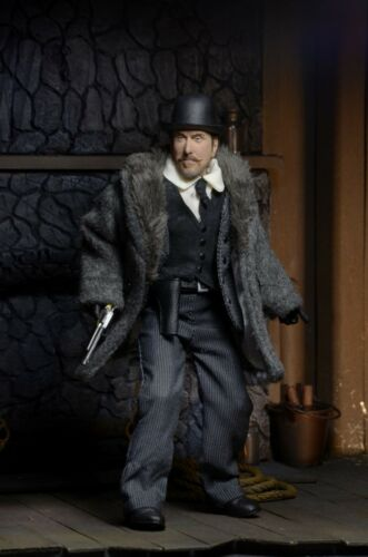 TIM ROTH 8″ Action Figure NECA OSWALDO MOBRAY HATEFUL EIGHT the LITTLE MAN