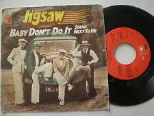 JIGSAW Stand Next To Me SPAIN 45 1975 70s Powerpop Fuzz Power Pop