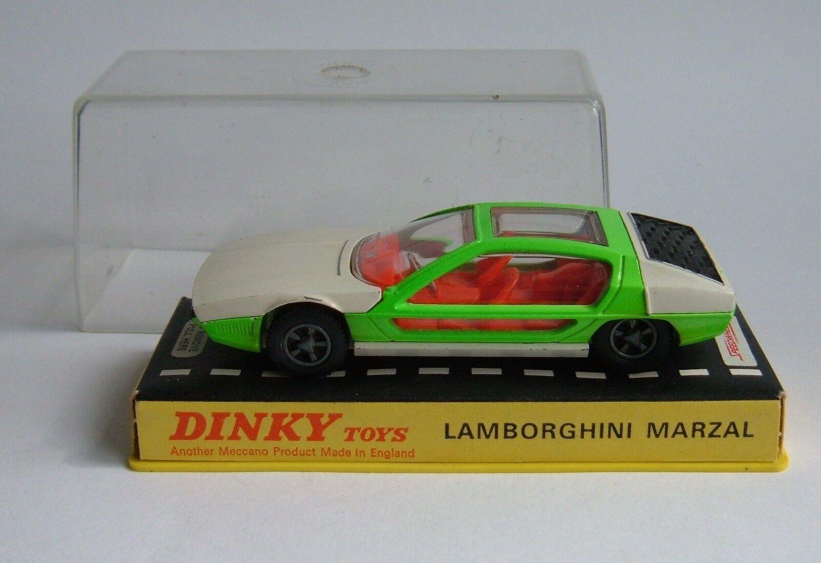 DINKY TOYS No 189, Lamborghini Marzal, - SUPERBE