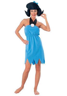 Ladies Costume Fancy Dress Up DI Flinstones Betty Rubble Sz 6 8 10 12