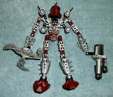 LEGO BIONICLE 8689 MISTIKA TAHU complete figure FREE SHIPPING