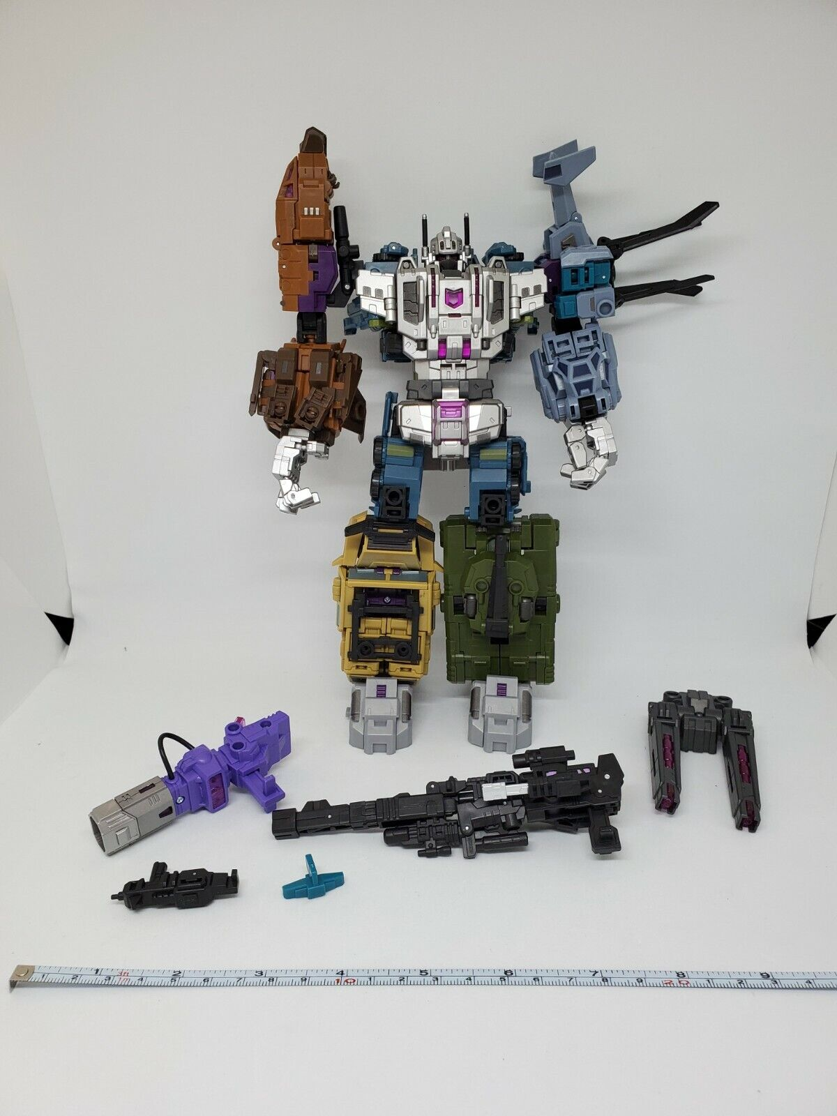 Transformers Iron Factory War Giant Bruticus 4th party version on eBay thumbnail