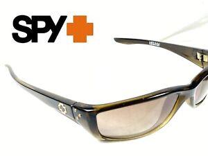 Spy-Optic-Curtis-Sunglasses-Bronze-Fade-frame-with-Bronze-Fade-Lenses-RARE